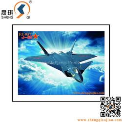 Customized 3d design advertisement poster ,plastic 3d lenticular picture