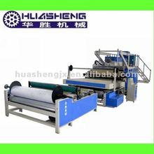 China supplied PVC floor & car plastic flooring production line