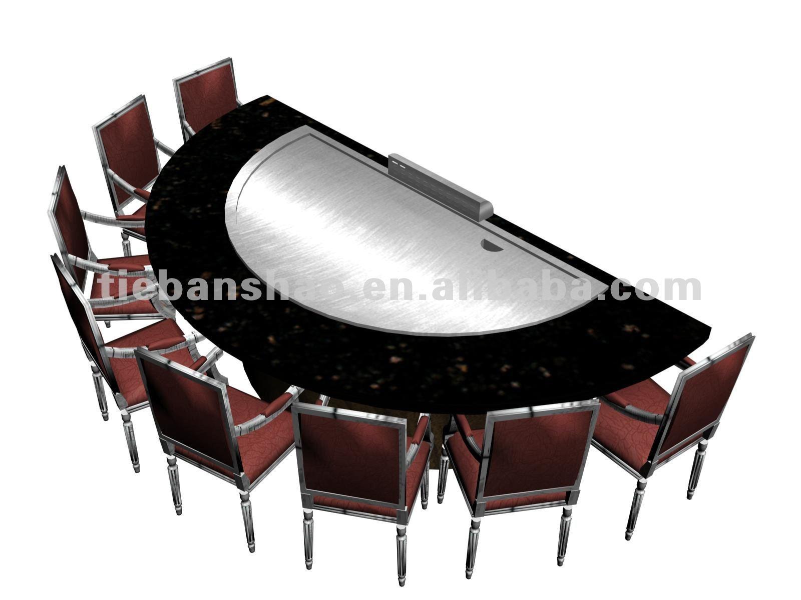 Hibachi Table Top Grill