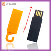 high quality 4gb metal usb flash drive, push pull type usb stick