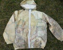 Tyvek paper jacket