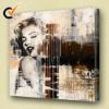 $20 size 80x80cm Wholesale Latest Decorative Handmade Oil Painting