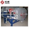areia de ferro separador magnético da máquina