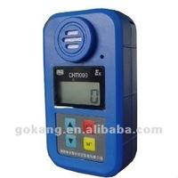 Portable carbon monoxide detector, CO detecting device