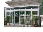 Balcony/Veranda Aluminum Hinged Door