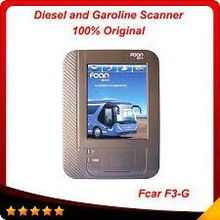 Fcar F3-G Gasoline and Diesel Truck Diagnostics Tool 2014 Newly Version Professional Diagnostic tool free shipping by DHL