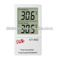 KT902 aquarium digital thermometer adhesive aquarium