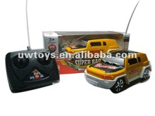 2012 hot selling 4 channel remote control car