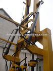 XYX-2 trailer mounted drilling rig 6.5m gydraulic control tower