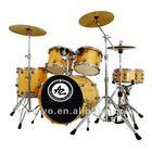 2012 new developed 5pcs drum set