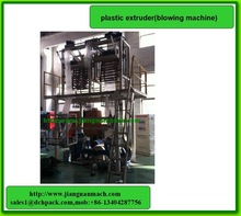 china cheaper pp Film blown or blowing extruder machine
