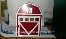 Factoy Custom Cardboard Box House