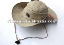 best seller 100% cotton fisher man hat , sun visor hat