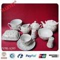 Royal Porcelain Dinnerware Dinner Set/Crockery & Stoneware Dinner Set/Dinner Soup Dessert Plate Bowl & 14oz Mug