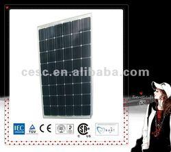 130W pv solar panel