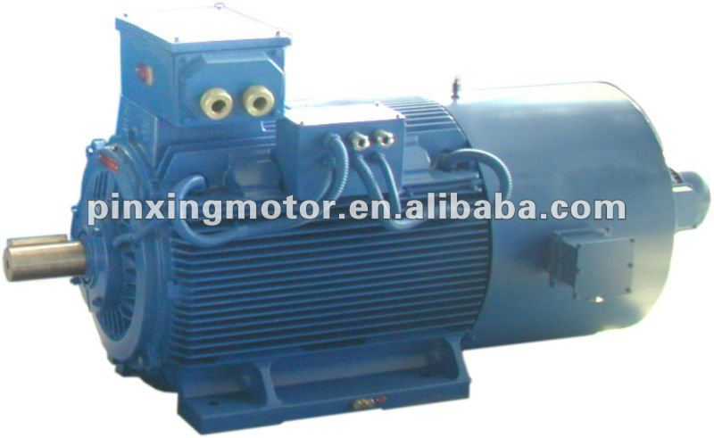 Air Compressor Used Low Voltage Ac Induction Motor