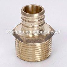 Lead Free Brass Pex Male Adapter (Pex * Male Thread)