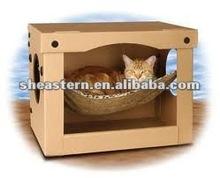 2012 outdoor cat house