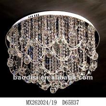 2012 modern crystal ceiling lamp