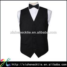 Solid Men's Formal Vest