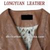 Fashion Korean ladies Leather Garment