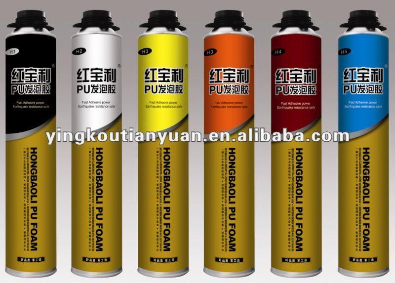 Polyurethane foam sealing agent(sound absorption)