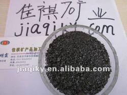 black petroleum coke