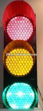 3 aspects traffic signal head