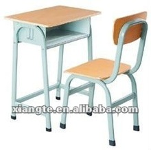 Professional Manufacturer of metal school desk with chair