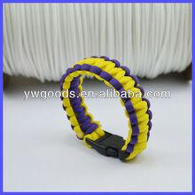 Team Paracord Survival Bracelet