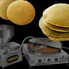 Table Type Baking Pancake Machine
