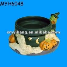 Halloween popular decorations Antique Oil Burner