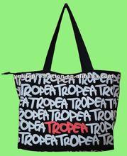 2013 all over printed souvenir bag with city names