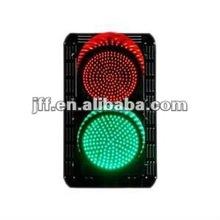 2 aspects led road traffic light