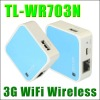 TP-Link TL-WR703N b/g/n 150Mbps Nano Mini Portable WiFI Wireless-N 3G Router AP