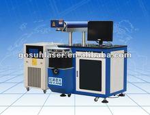 Laser marking machine for metal electrical installation