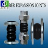 expansion joints rubber with stainless steel flange