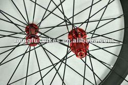 HONG FU BIKE PARTS 90mm wheels carbon bike wheels clincher carbon wheelset, carbon bike wheel