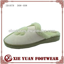cheap winter bedroom or hotel slipper