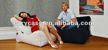 Hot sale Z shape relaxing beanbag chair