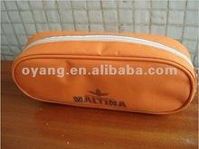 2012 new design stationery goods, zipper bag pencil pouch