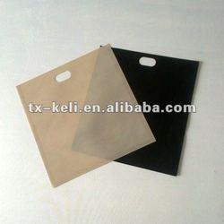 PTFE& fiberglass non-stick reusable cooking bag