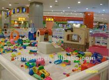 Sand pit children indoor playground