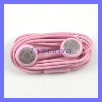 110cm length 3.5mm Color Earbud Earphone for iPad/iPhone/iPod