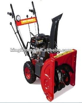 2012 hot sale snow blower,track engine snow blower ,snow thrower ,snow sweeper KF065B 6.5HP