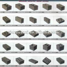 2012 HOT!!! QTJ4-40B2 Hollow block machine indian price