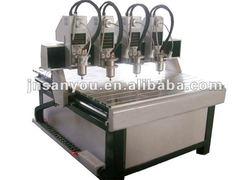SANYOU multi spindles wood engravingmachine SY1224