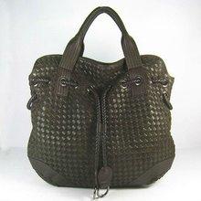 classical sheepskin leather handbags fashion women tote bag fast shipping