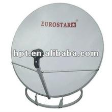 dish 90 x 100cm offset Wall good quality dish antenna