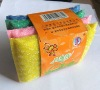 New style with good material sponge scouring pad